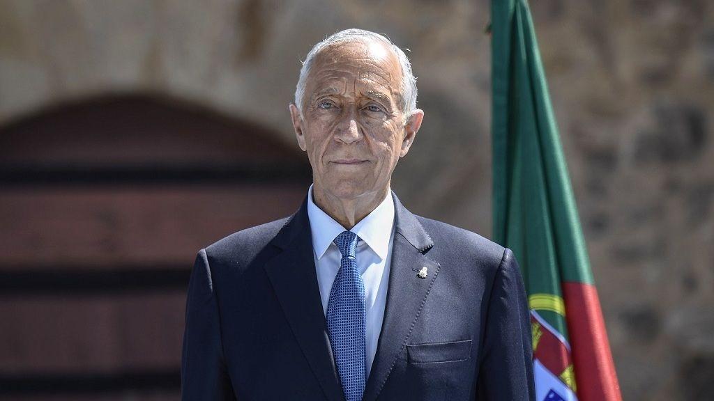 Marcelo Rebelo de Sousa, Portugália elnöke - Fotó: Getty