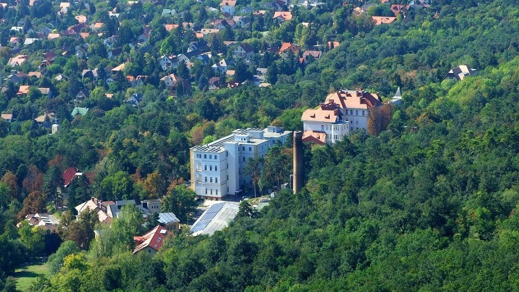 Budakeszi látképe - Fotó: MTI/MTVA/Bizományosi: Jászai Csaba