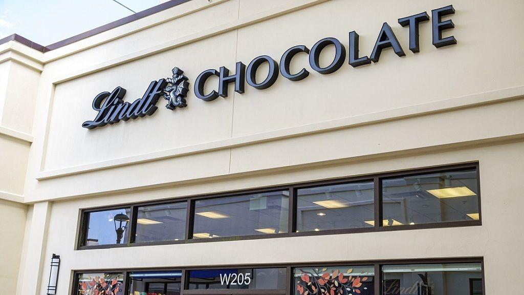 A Lindt & Sprüngli Csokoládégyár - Fotó: Getty