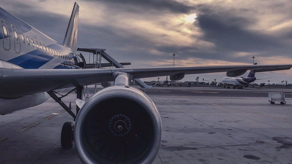 Repülő - Fotó: Pixabay