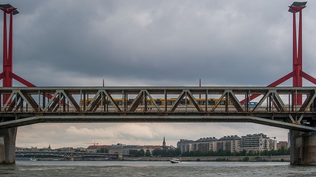 Levegő Budapesten - Fotó: MTI, Balogh Zoltán