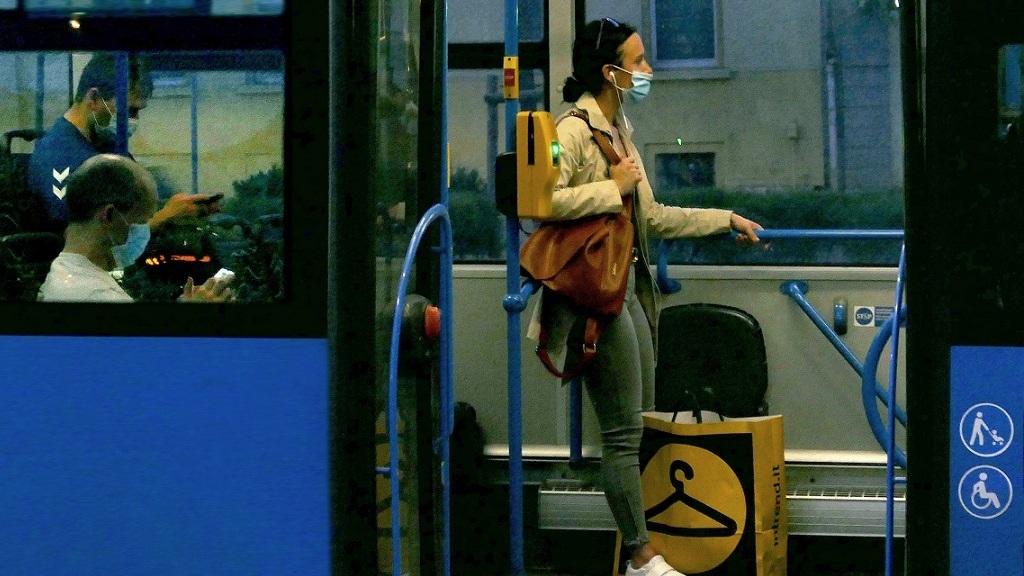 Busz Budapesten - Fotó: MTI, MTVA/Bizományosi: Jászai Csaba