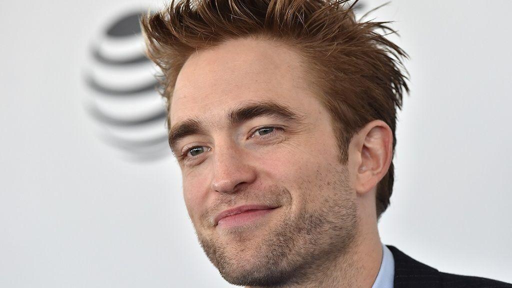 Robert Pattinson, a legújabb Batman