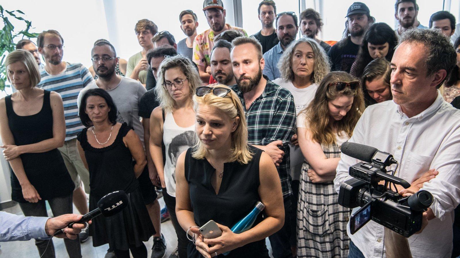 Az Index szerkesztősége, miután 80 munkatárs beadta a felmondását