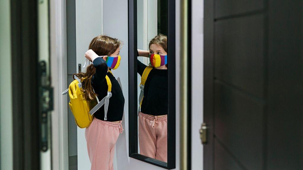 Oldani kell a szorongást a járvány miatt a gyerekekben