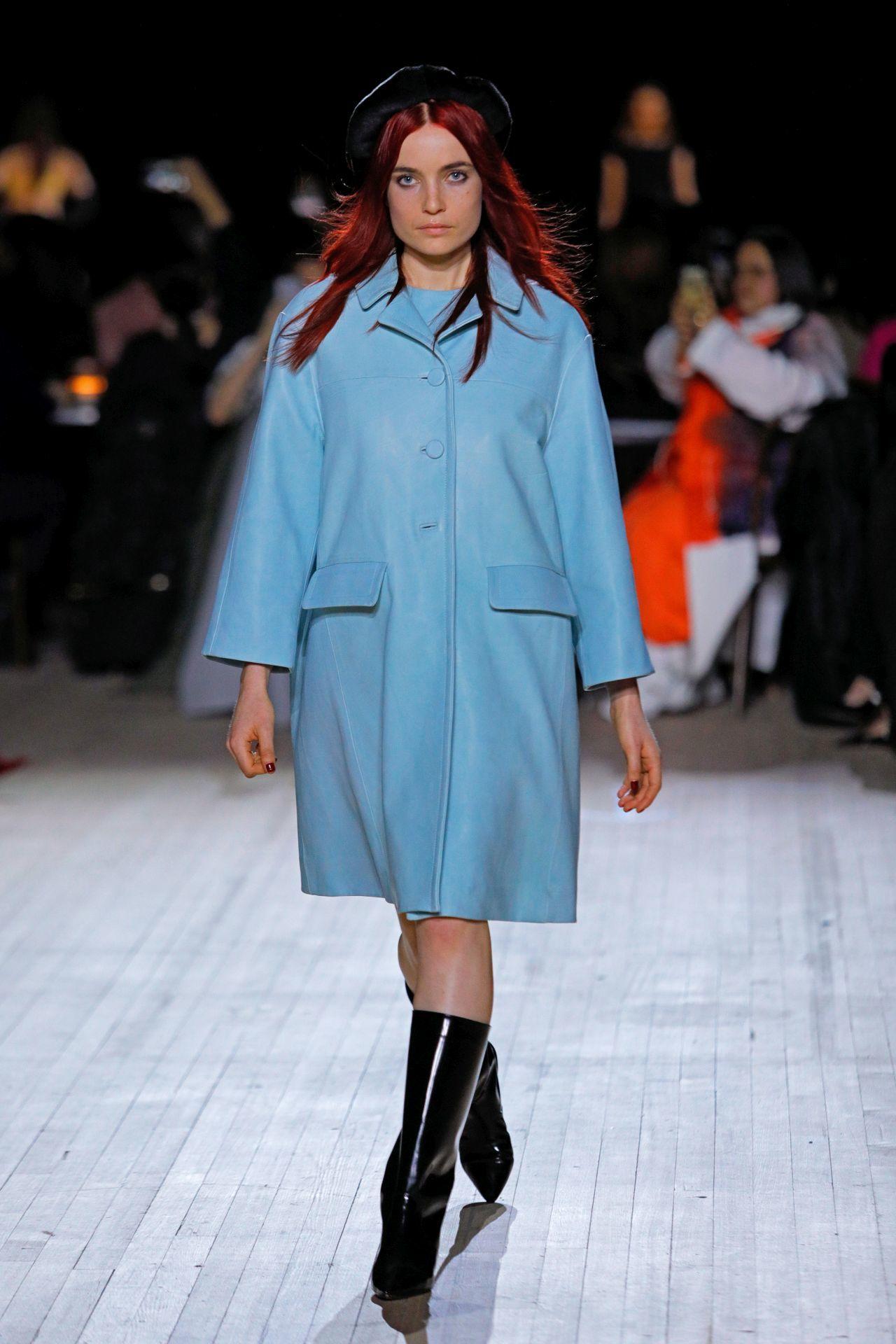 Marc Jacobs kék kabát