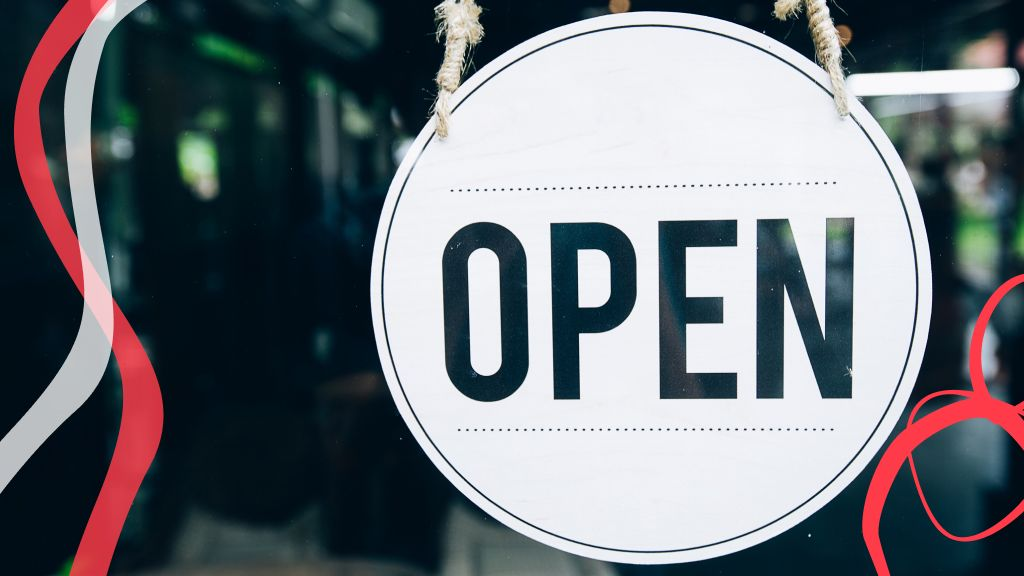 Nyitva van a boldogság ajtaja
