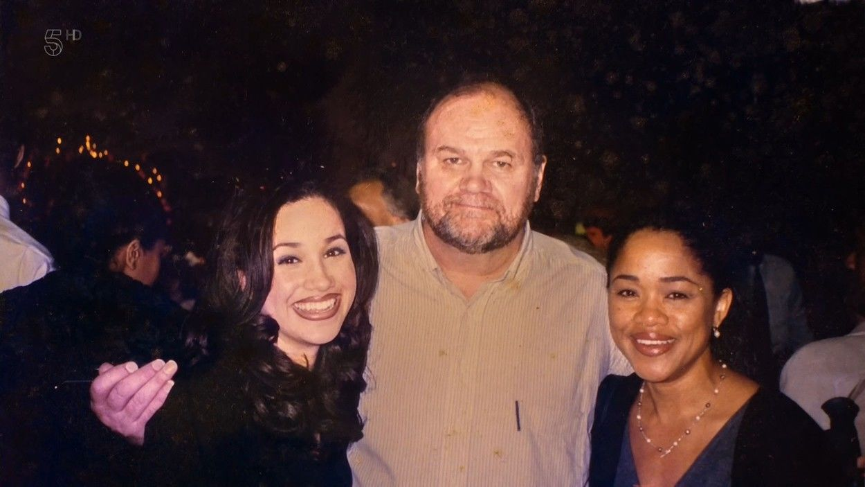 Meghan Markle és a szülei: Thomas Markle és Doria Ragland
