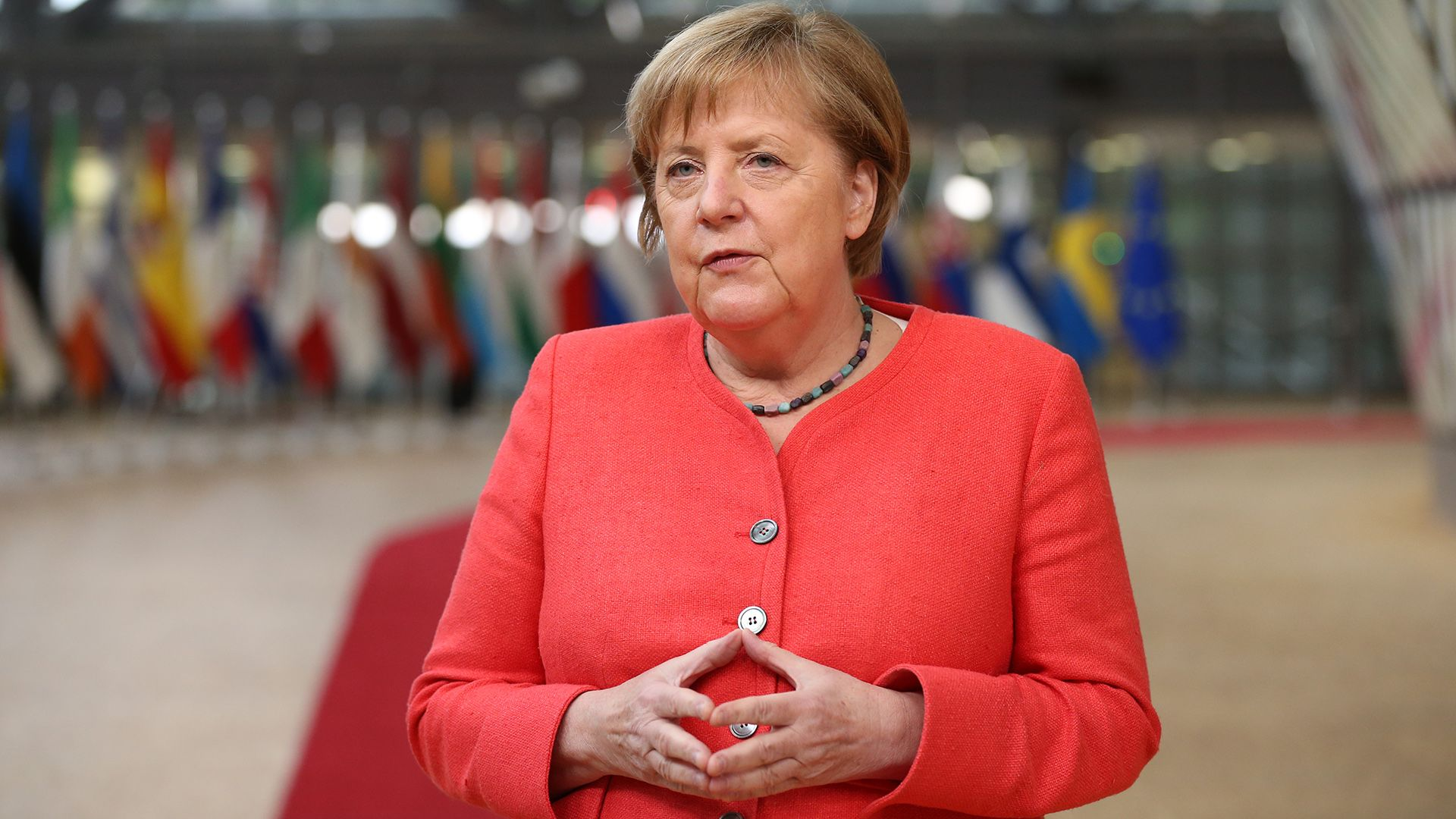 Angela Merkelt választották a világ legbefolyásosabb nőjének