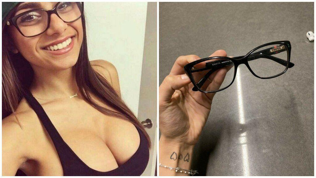 Mia Khalifa pornószínész