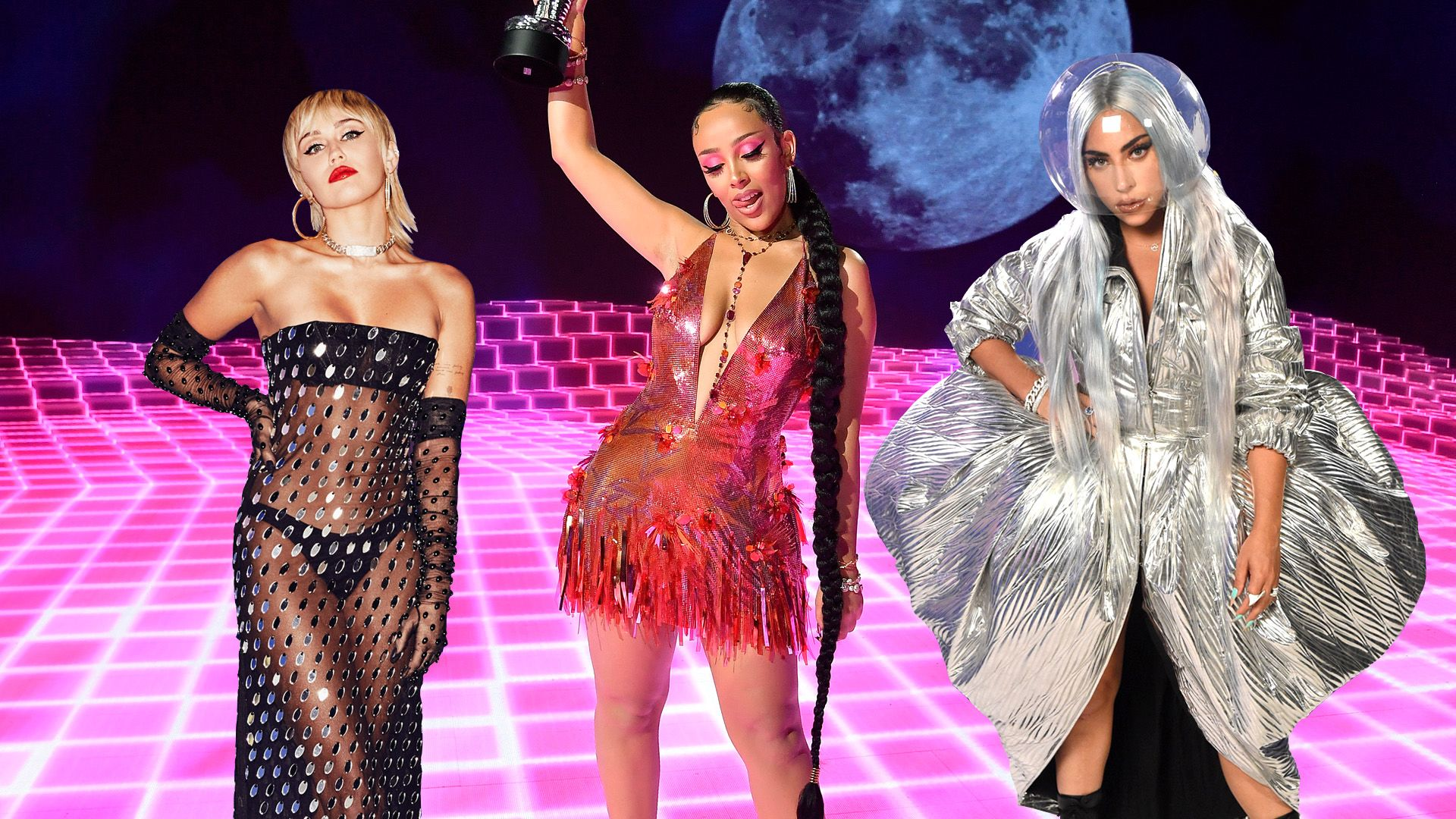 Lady Gaga dominacsizmában taposott a víruson