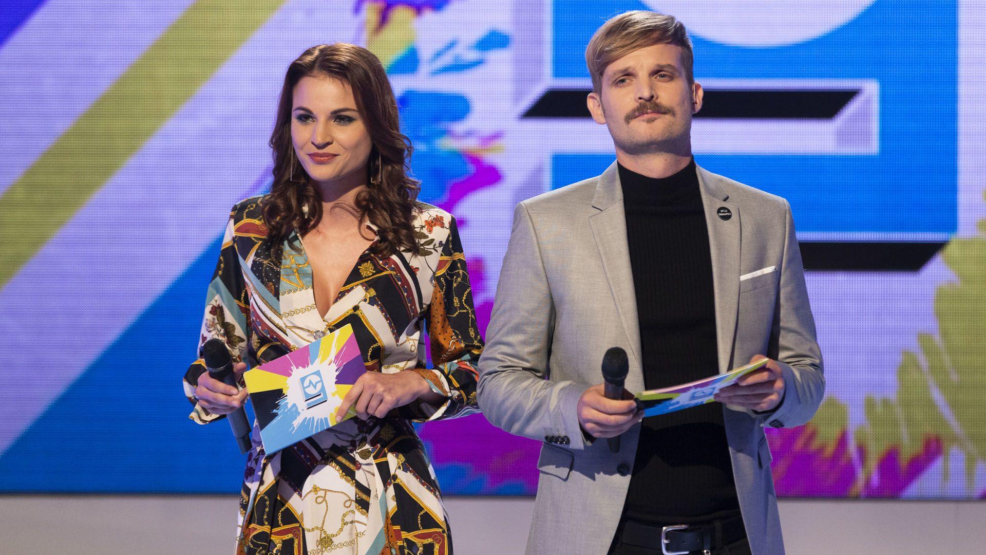 Nádai Anikó és Puskás Peti