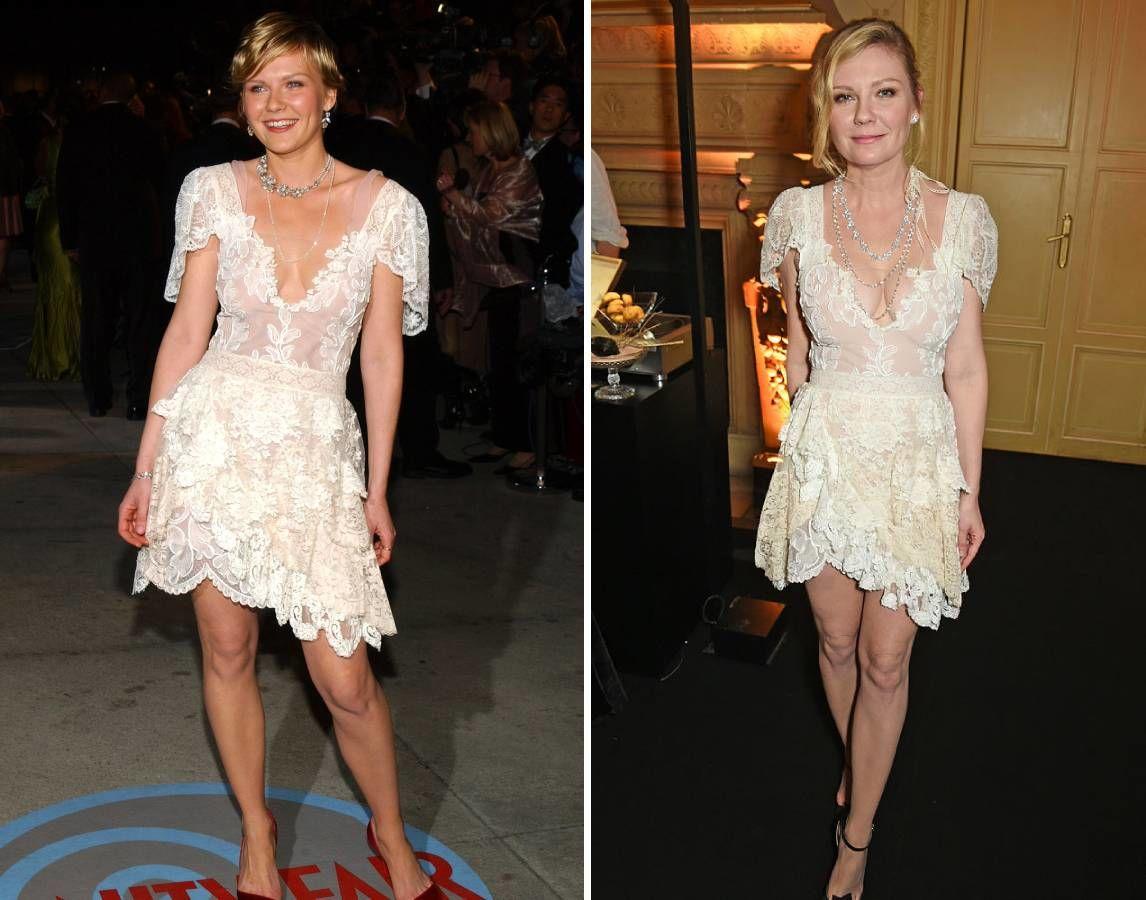 Kirsten Dunst akkor és most