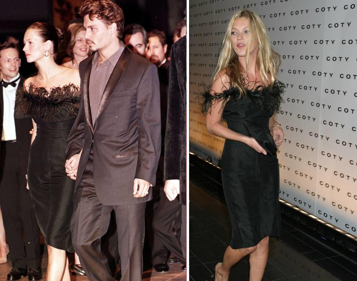 Kate Moss akkor és most