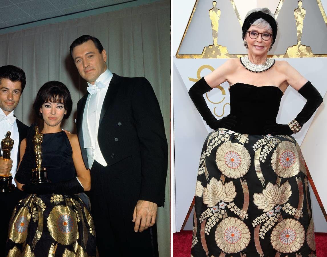 Rita Moreno akkor és most