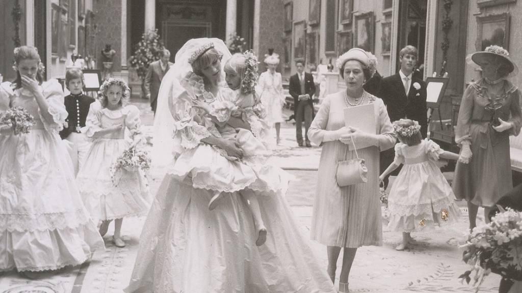 Diana hercegnő esküvője