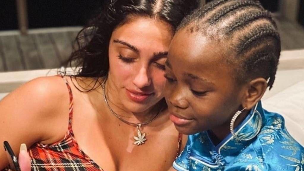 Madonna gyermekei