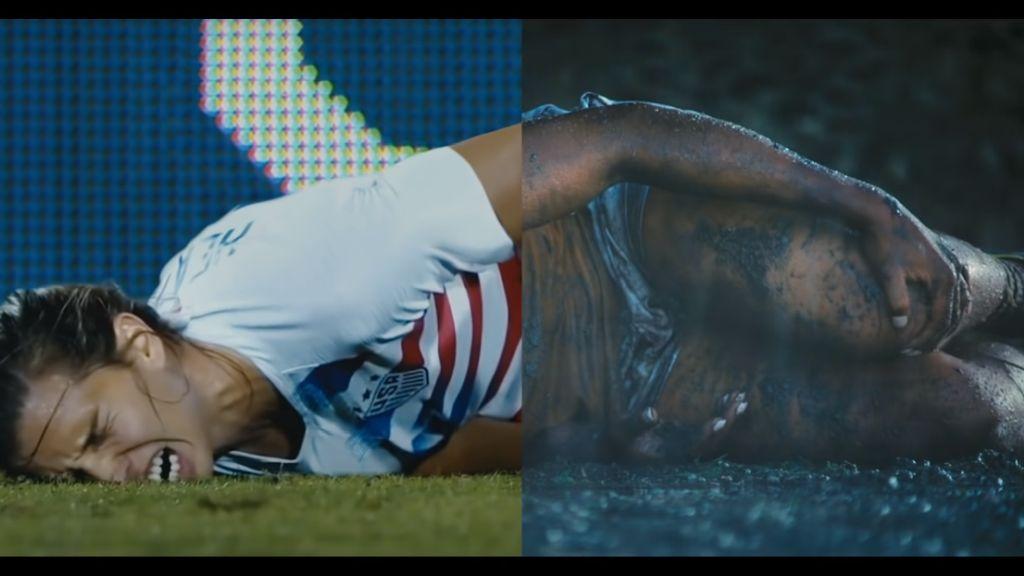 Nike-reklám