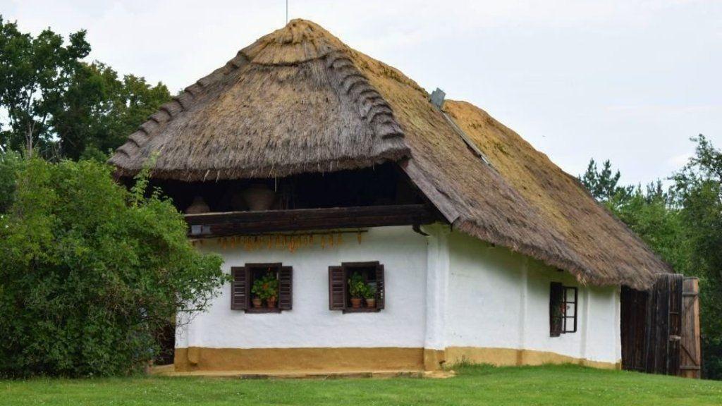Pityerszeri ház az Őrségben