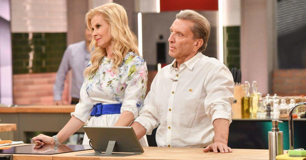 Polgár Árpád és Polgár Tünde a Love Bistro versenyzői voltak már az első héten