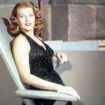 Rita Hayworth 1952-ben