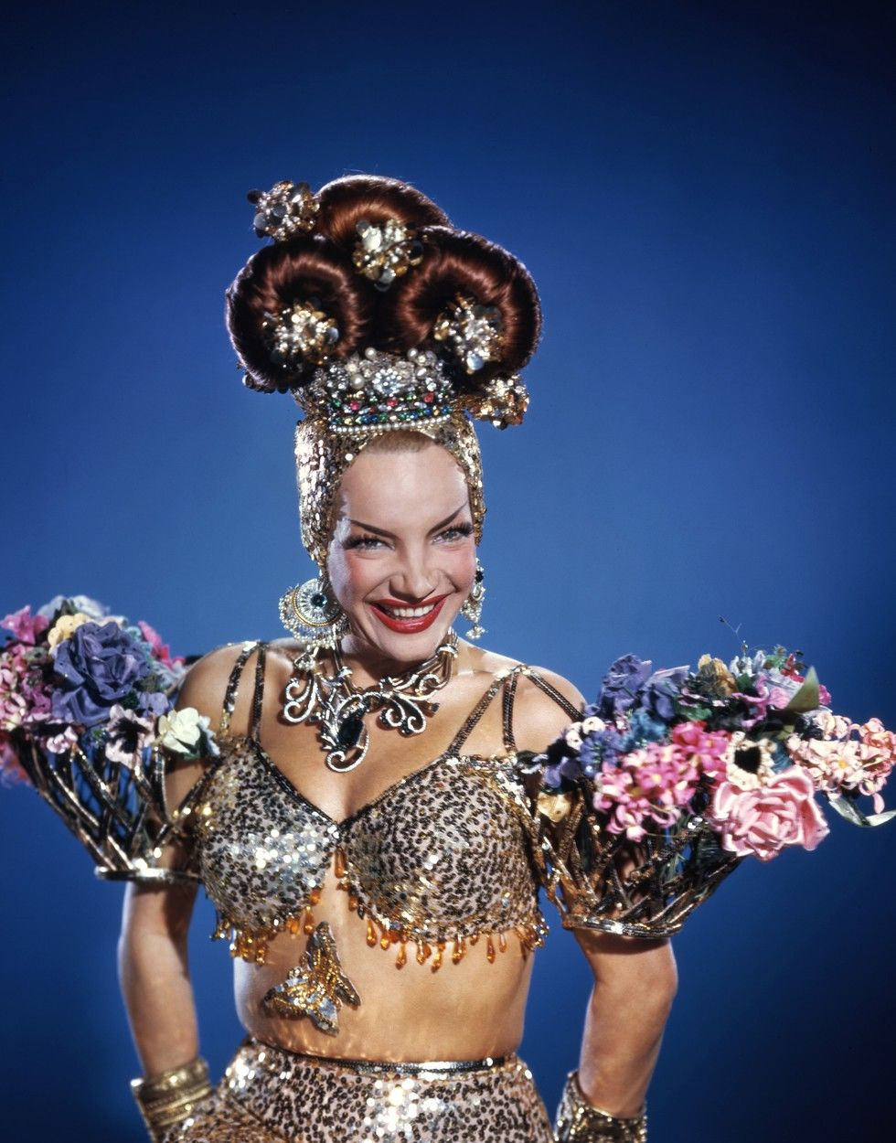 Carmen Miranda 1948-ban