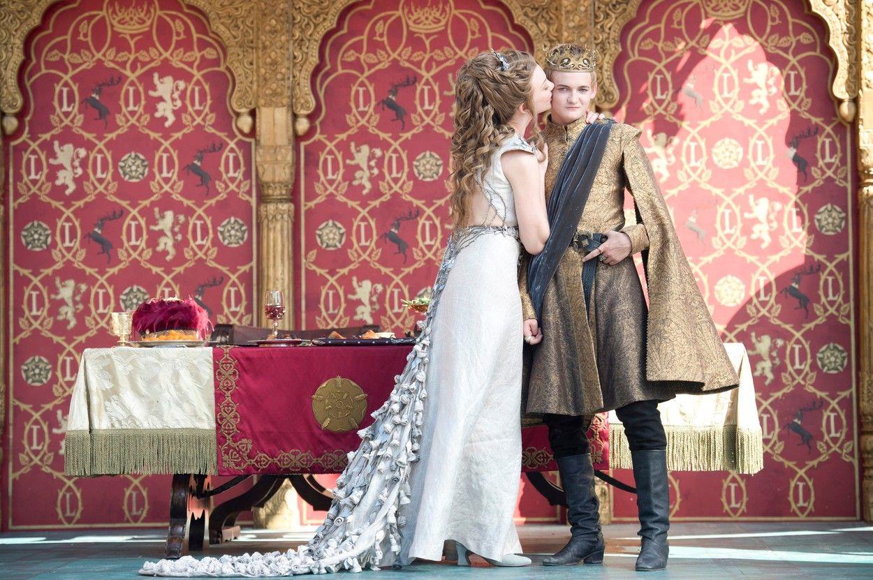 Trónok harca Joffrey esküvő