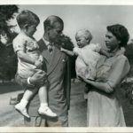 II. Erzsébet férje és családja