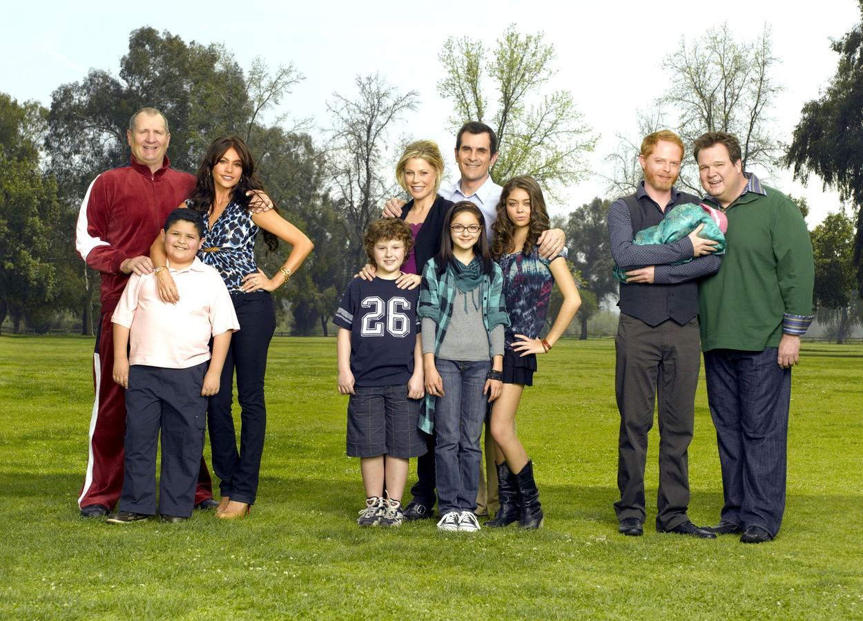 A modern család 2009-ben