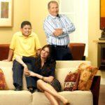 Rico Rodriguez a Modern család Manny karaktere