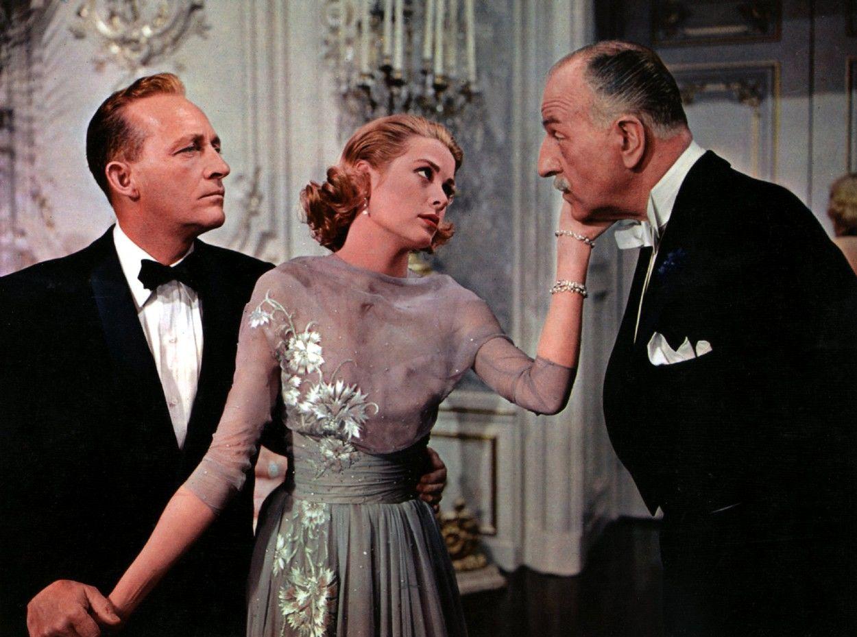 Grace Kelly 1956-ban