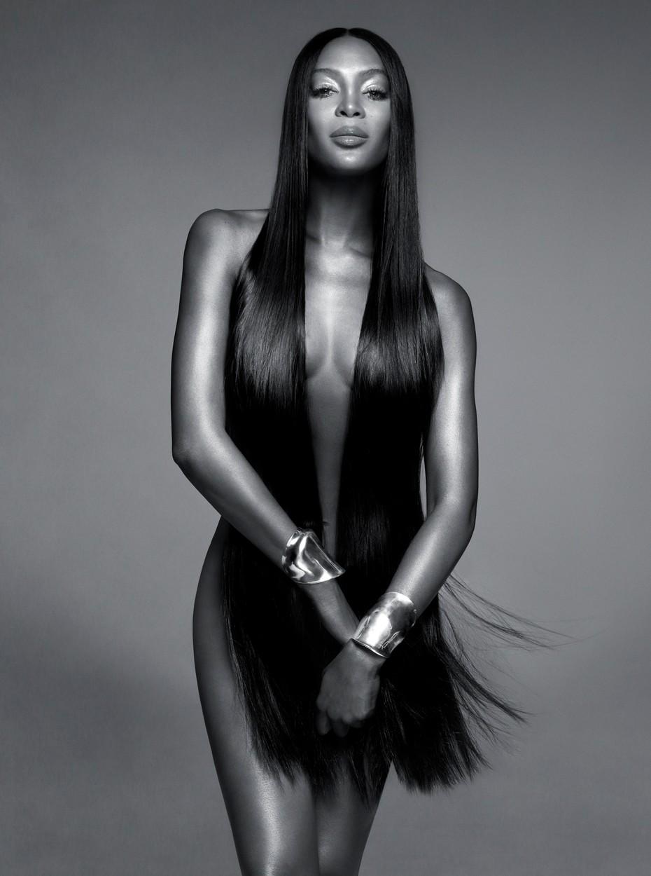 Naomi Campbell haja