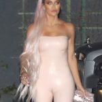 Khloe Kardashian haja