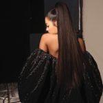 Ariana Grande haja