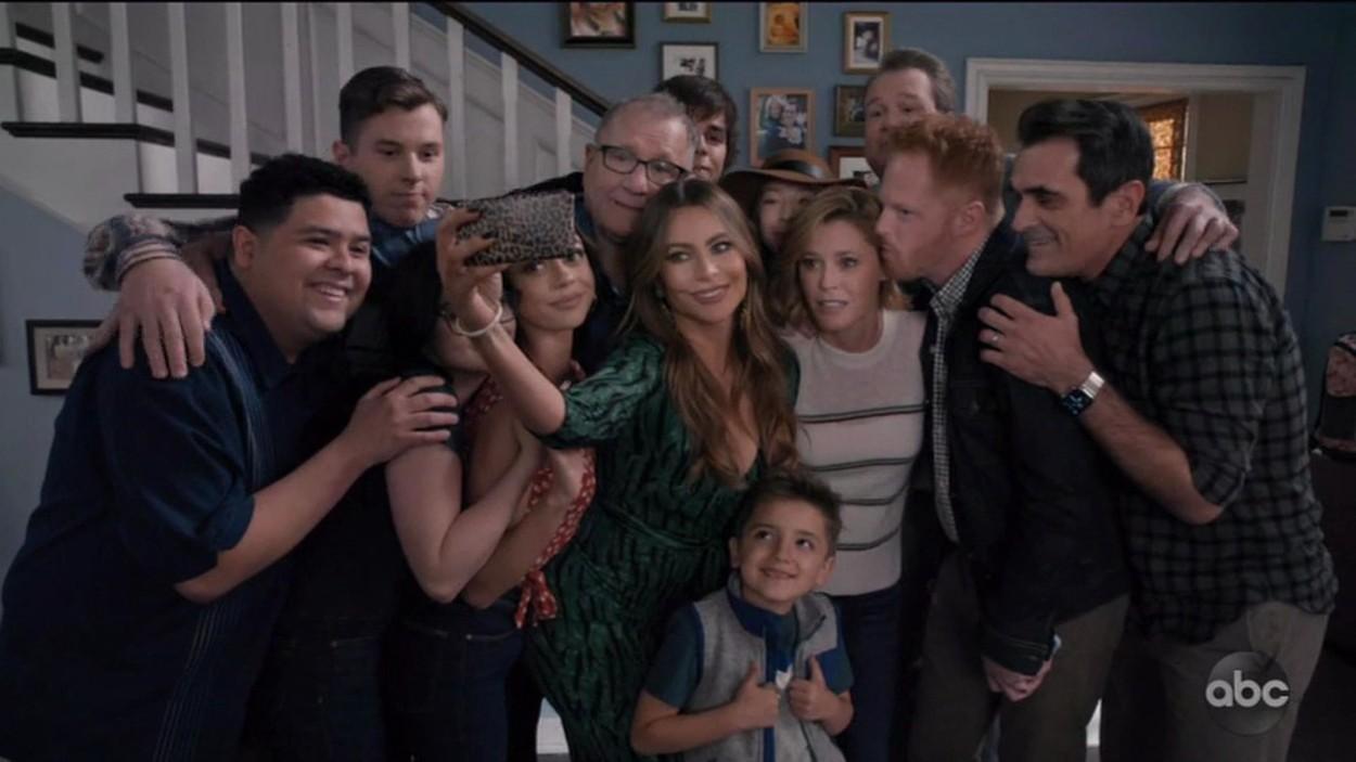 A Modern család fináléja