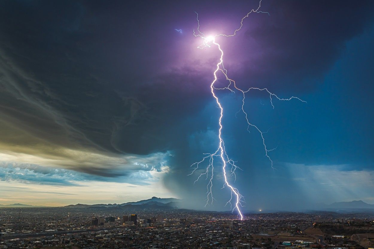 Lenyűgöző természet: az év legjobb időjárás fotói