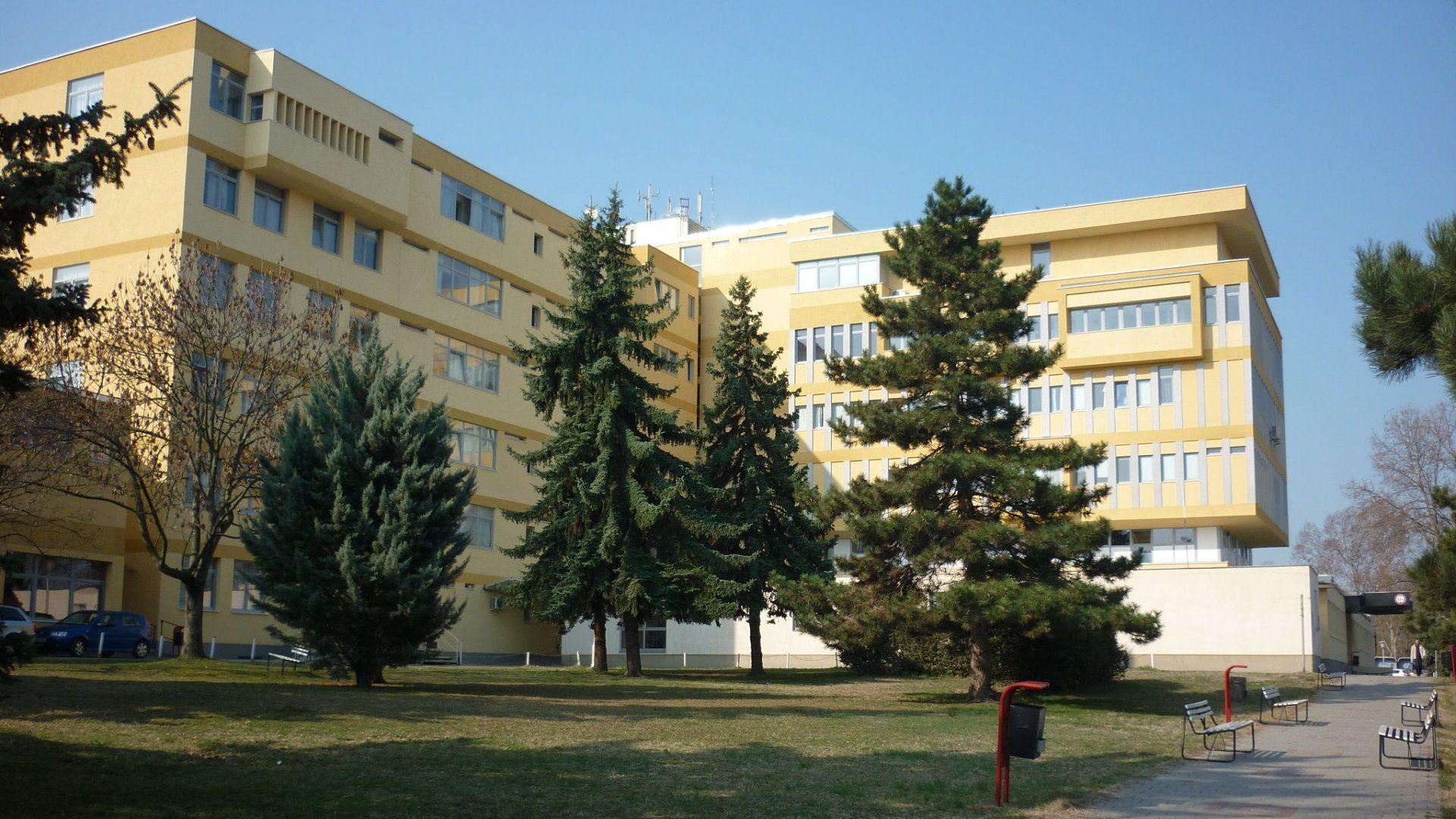 Siófoki Kórház-Rendelőintézet