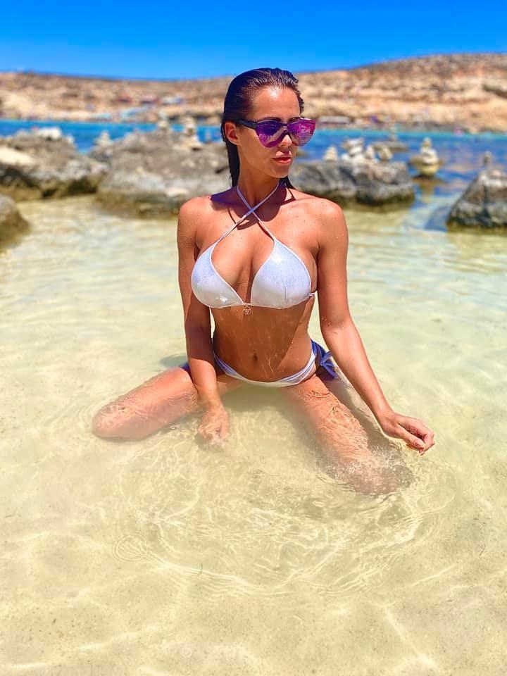 sirkó patrícia miss bikini