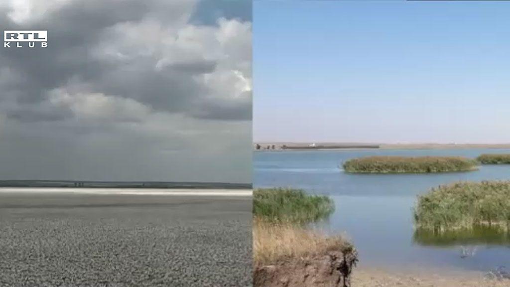 tóból sivatag
