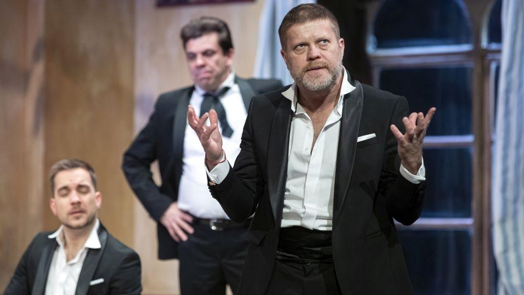 Szabó Győző a Thália Színházban