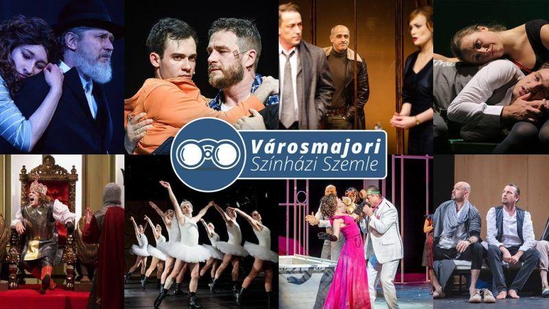 Elkezdődött a 2020-as Színházi Szemle a Városmajorban (x)