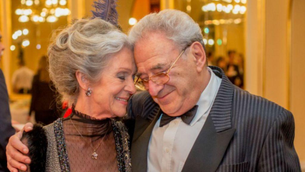 Szinetar Miklos és Hámori Ildikó 47 éve vannak együtt