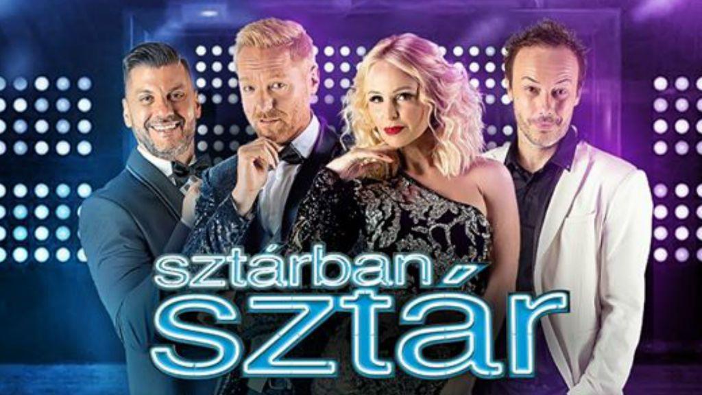 Sztárban sztár új zsűrije 2020-ban: Kökény Attila, Bereczki Zoltán, Köllő Babett és Papp Szabi