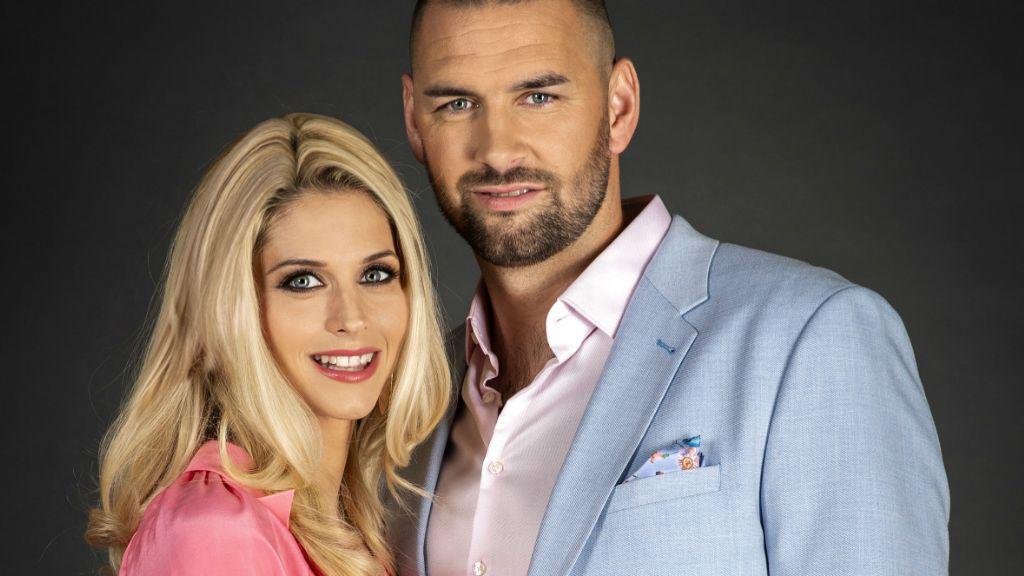 Tápai Szabina és Kucsera Gábor a Love Bistro versenyzői