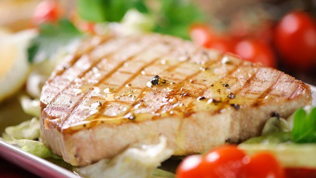 A tonhalsteak fejedelmi eledel. (Fotó: Profimedia)