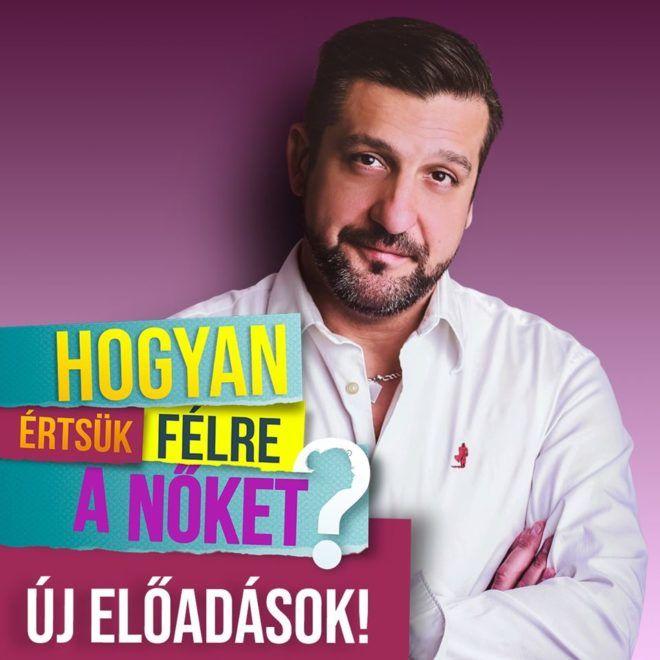 Csányi Sándor egyszemélyes vígjátéka augusztusban is a MOMKultban! (x)