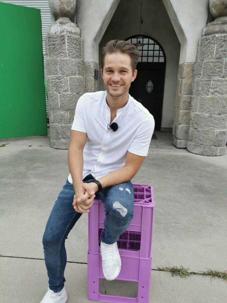 Veréb Tamás műsorvezetőként debütált