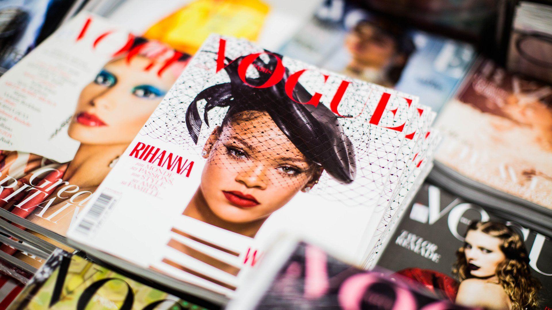 Vogue magazin