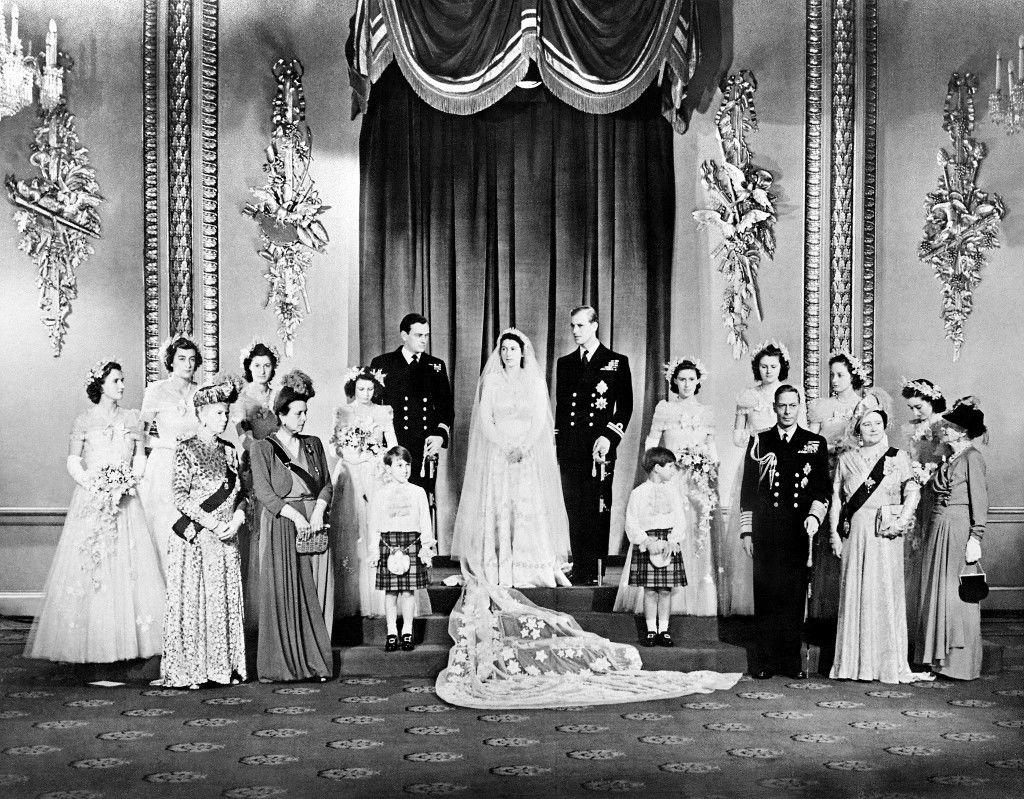 II. Erzsébet esküvője