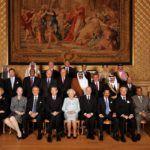 II. Erzsébet a Windsor kastélyban